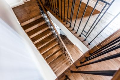 Escalier_Érable_acier